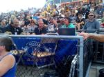 NFL Radio - 2014 TCT - Steelers - Jim and Pat on set