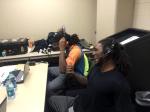 NFL Radio - 2014 TCT - Texans - DJ Swearinger and DeAndre Hopkins