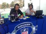 NFL Radio - 2014 TCT - Vikings - Rich Gannon and Bruce Murray