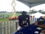 NFL Radio - 2014 TCT - Vikings - Greg Jennings