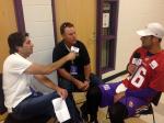 NFL Radio - 2014 TCT - Vikings - Matt Cassel