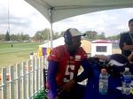 NFL Radio - 2014 TCT - Vikings - Teddy Bridgewater