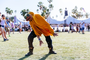 fashion at Coachella