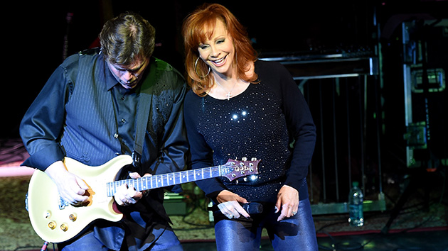 Reba McEntire Performs Private Concert For SiriusXM Listeners At The Loveless Barn In Nashville