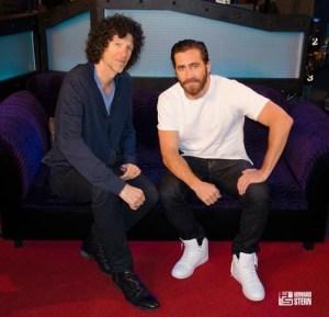 gyllenhaal and howard stern