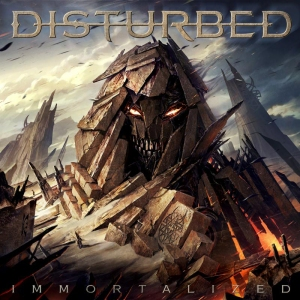 Disturbed Immortalized Cover