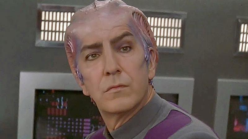 Galaxy Quest as Alexander Dane