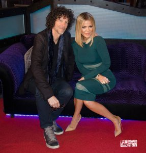 Howard and Khloe