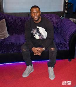 Kevin Hart on The Howard Stern Show