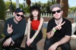 Chvrches at Coachella 2016