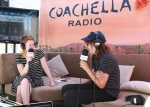 Julia Cunningham and Courtney Barnett at Coachella 2016