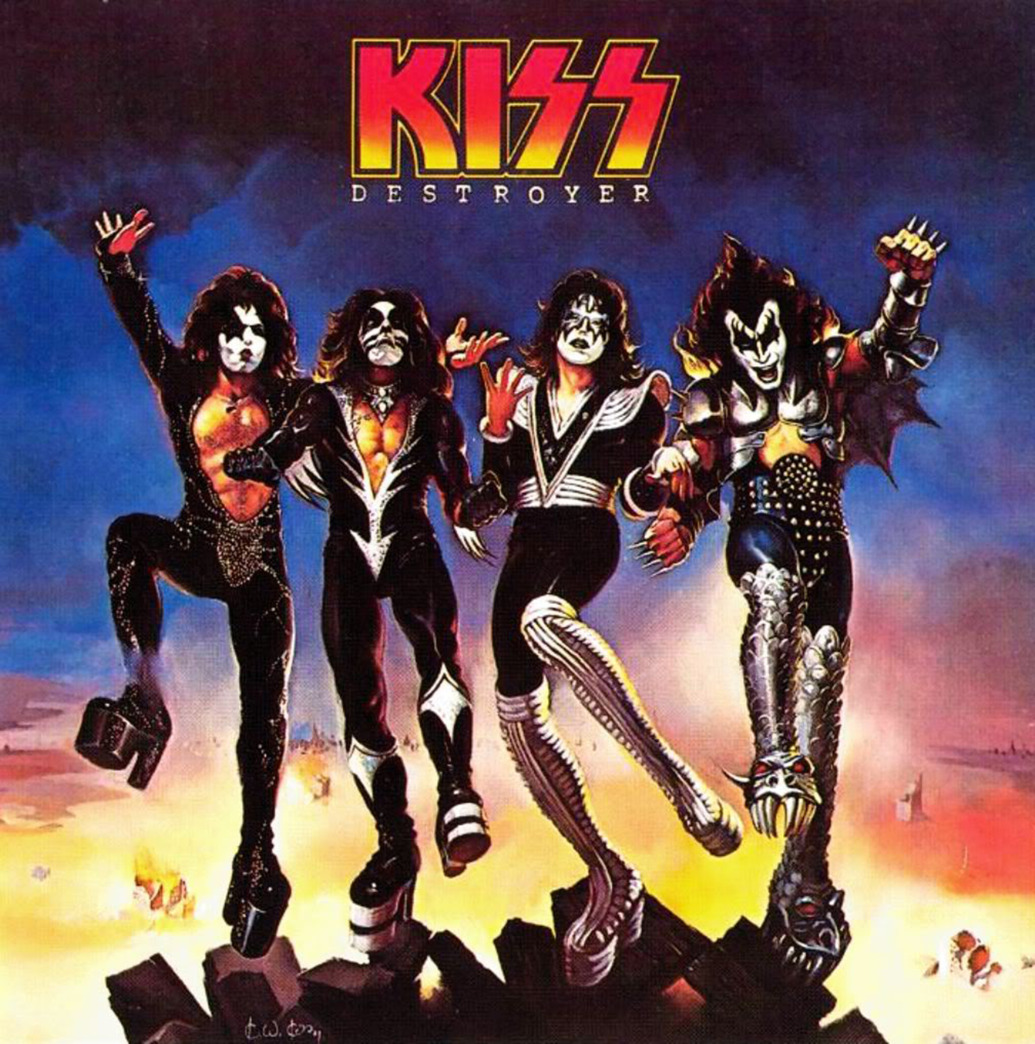 Music-versary: KISS released 'Destroyer' on March 15, 1976