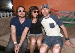 Silversun Pickups and Regan at Coachella 2016