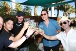 Shots with Tiesto at Coachella 2016