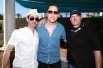 Danny Valentino, Tiesto and Liquid Todd at Coachella 2016
