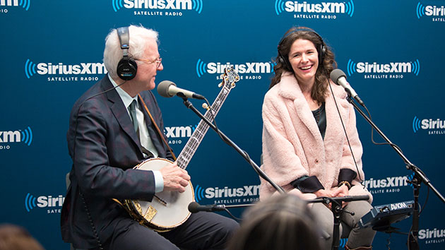 Steve Martin and Edie Brickell celebrate new musical 'Bright