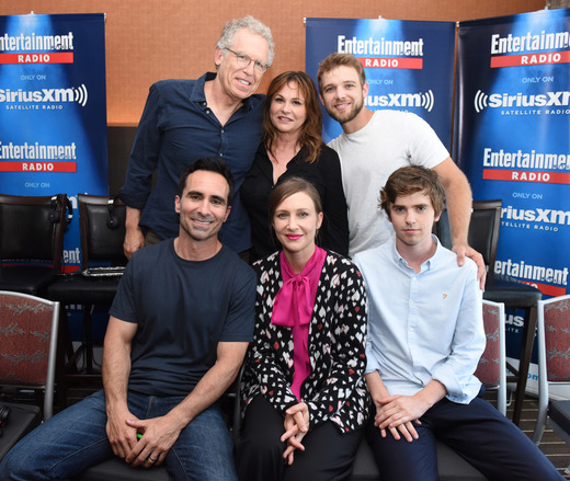The cast of Bates Motel at Comic-Con 2016