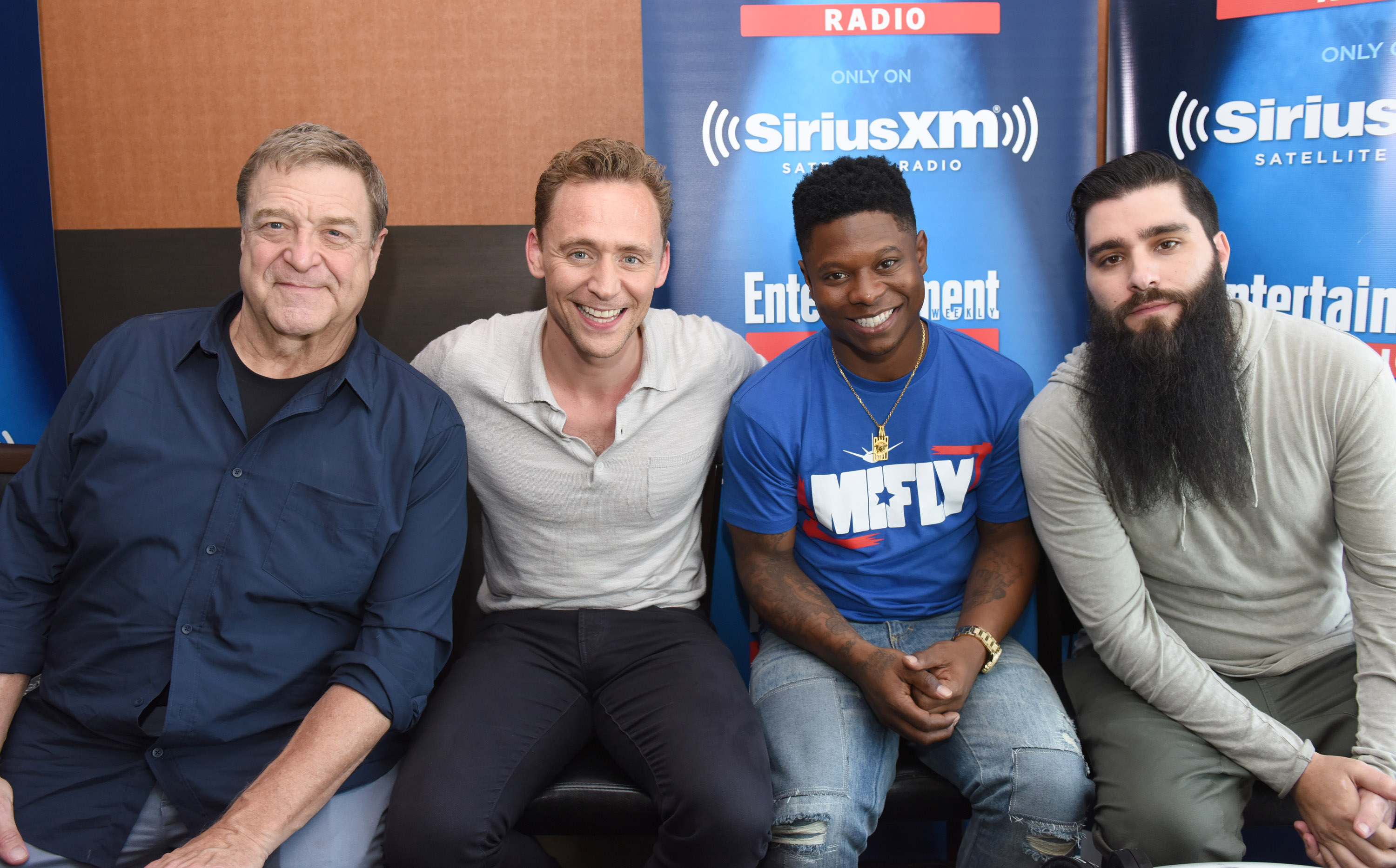 The cast of Kong: Skull Island at Comic-Con 2016