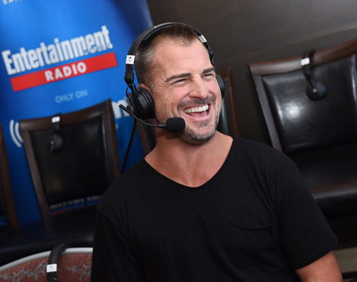 George Eads at Comic-Con 2016