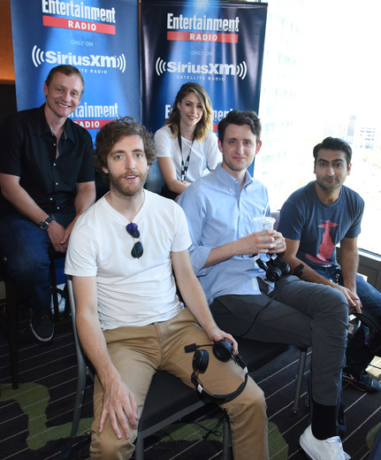 The cast of Silicon Valley at Comic-Con 2016