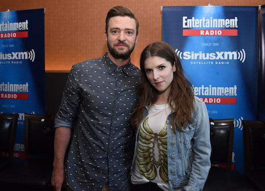 Trolls Justin Timberlake and Anna Kendrick at Comic Con 2016
