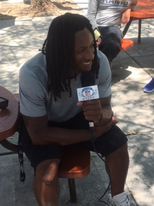 Todd Gurley sits down with Alex Marvez and Gil Brandt.