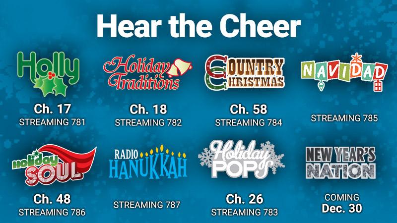 Sirius Xm Christmas Station.Turn Your Radio On Siriusxm Radio