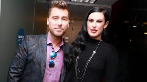 Rumor Willis and Lance Bass at the SiriusXM Studios
