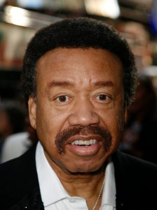 Maurice White attending the Opening Night Performance of the New Broadway Dance Musical HOT FEET featuring the Music of Earth, Wind and Fire at the Hilton Theatre on 42nd Street in New York City. April 30, 2006 Credit RTNWM/MediaPunch/IPX