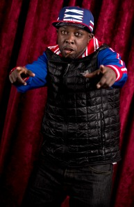 Malik Isaac Taylor aka Phife Dawg of A Tribe Called Quest poses for a portrait at Sirius XM studios on Thursday, Nov. 12, 2015, in New York. (Photo by Brian Ach/Invision/AP)
