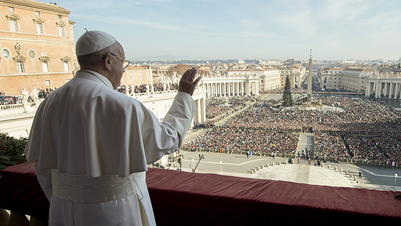 Hear Christmas Mass From St Peter S Basilica St Patrick S Cathedral More On The Catholic Channel