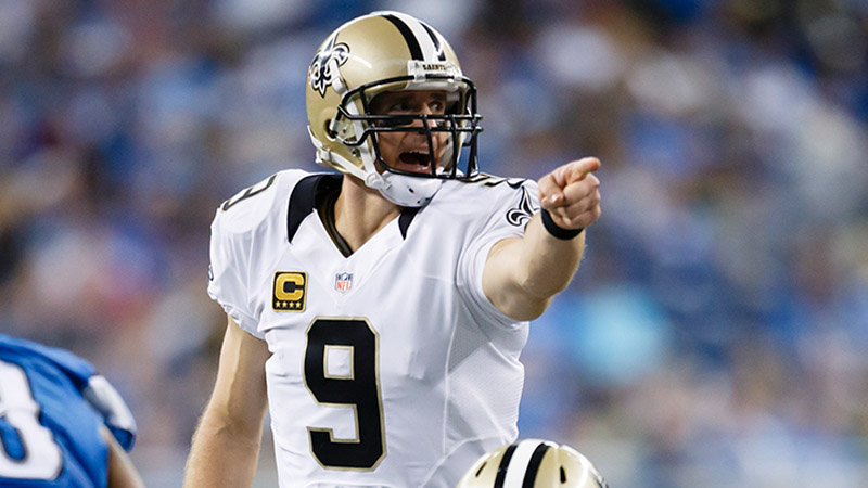 Brees On Saints Possibly Drafting Qb This Is My Team