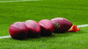 Balls on Field