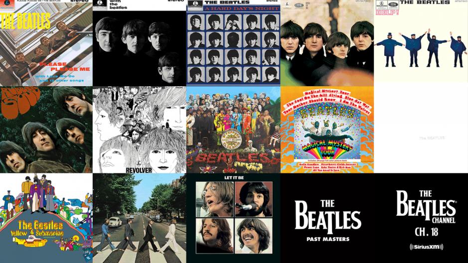 SiriusXM listeners rank the Top 100 Beatles songs |