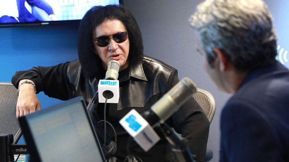 WATCH: Gene Simmons dishes on Donald Trump, Diana Ross, and