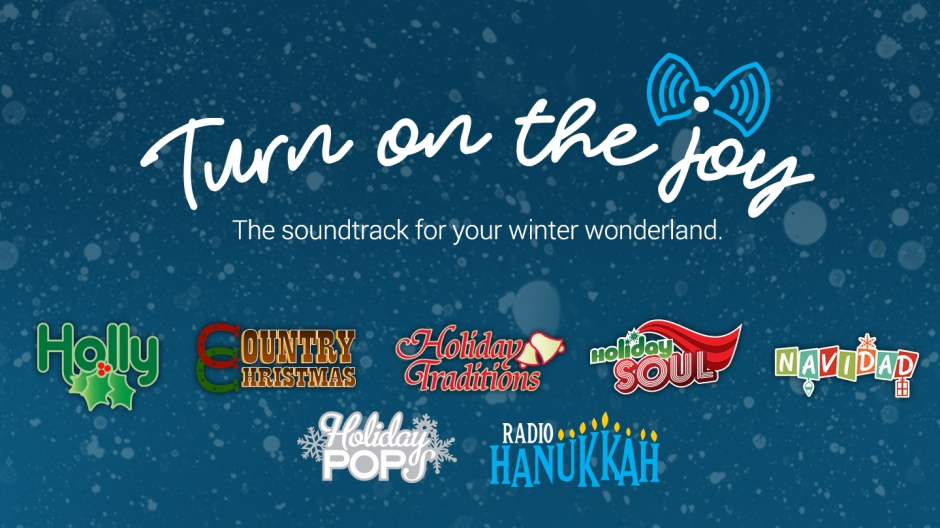 Holiday Stations On Sirius Xm Radio - News Current Station In The Word