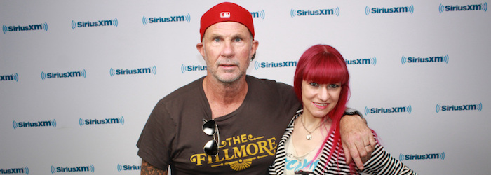 chad smith lyndsey parker siriusxm