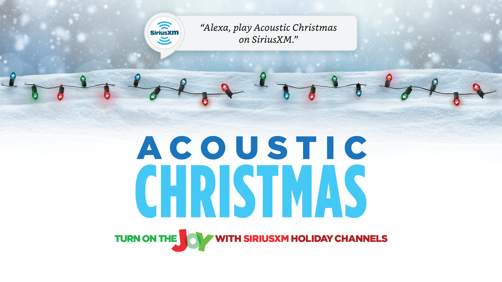 SiriusXM's new 2018 holiday channels