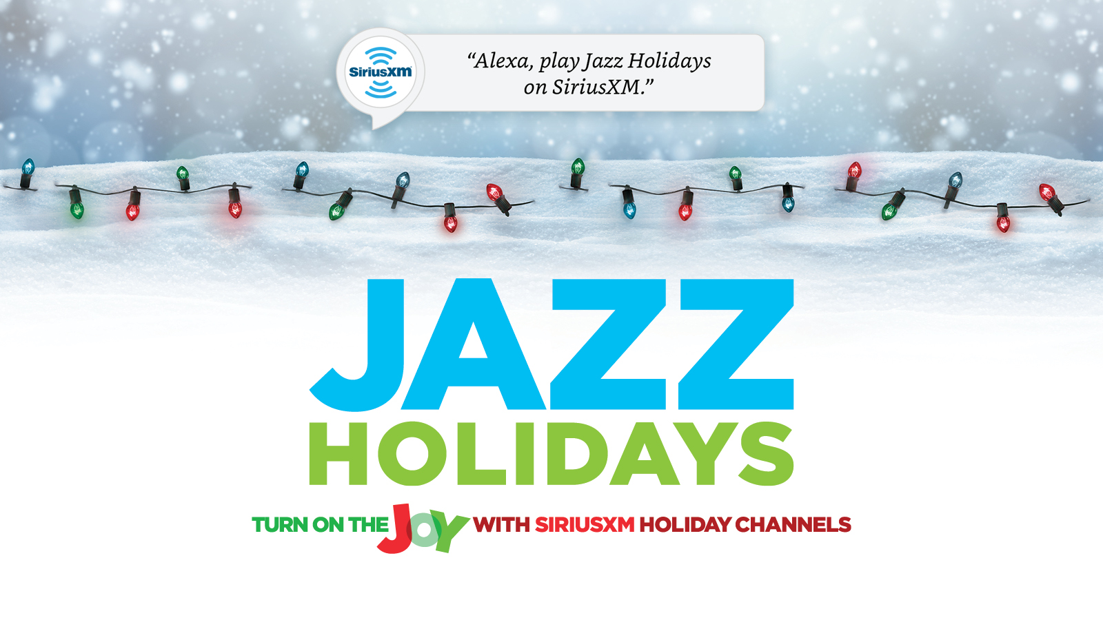 SiriusXM's new 2018 holiday channels | Hear & NowHear & Now