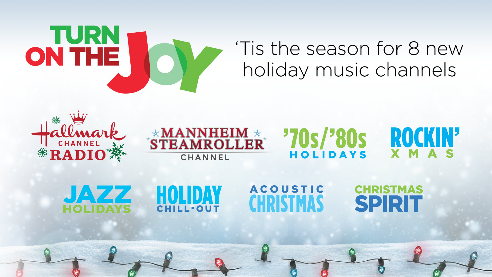 Country Christmas Xm Radio 2021 Siriusxm S New 2018 Holiday Channels Hear Nowhear Now