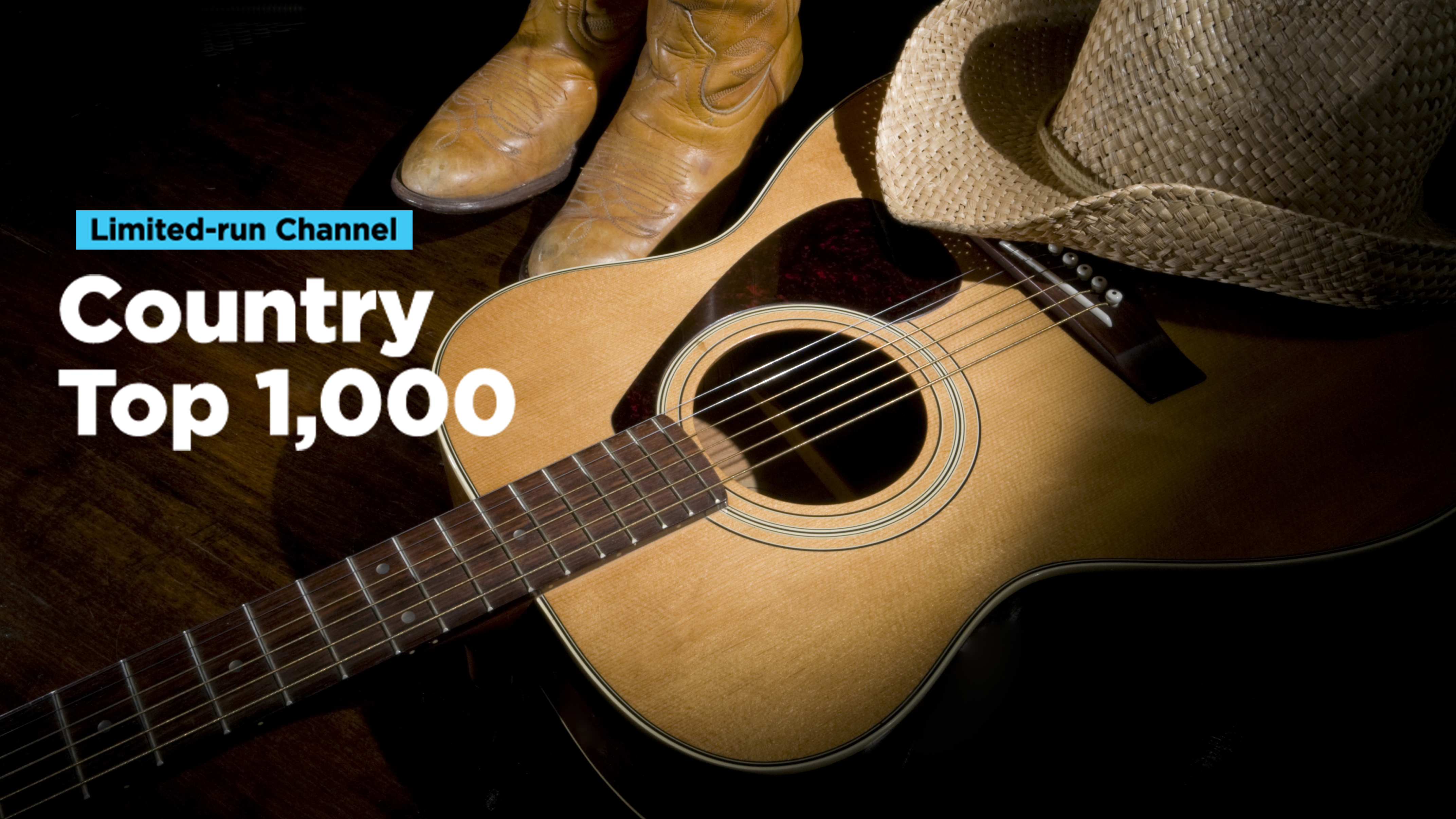 Hear the top 1,000 country songs of all time on limited-run