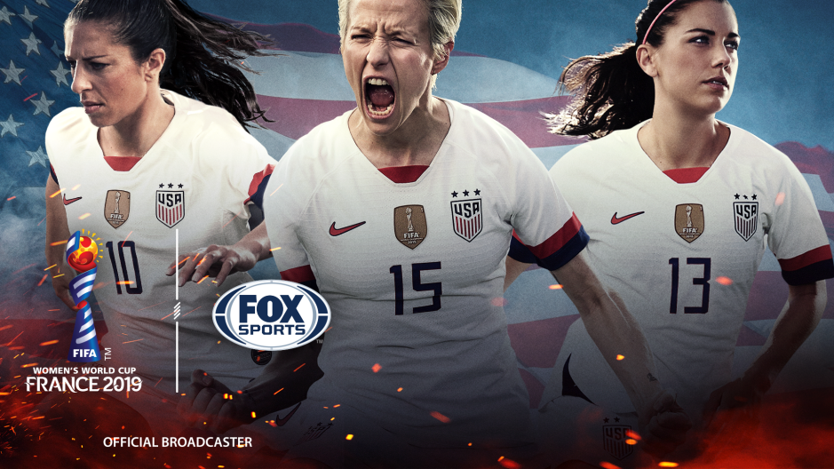 Live Sports Schedule Channel Lineup Siriusxm >> 2019 Women S World Cup Hear The U S Battle For Another
