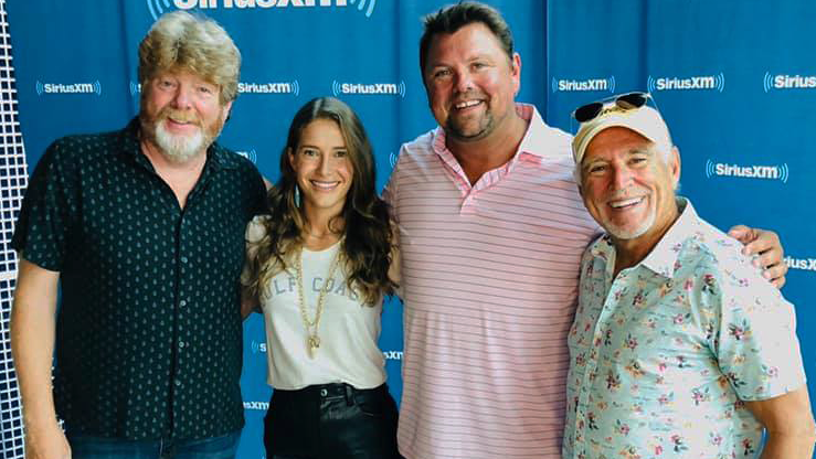 Jimmy Buffett, Mac McAnally & Caroline Jones on making the