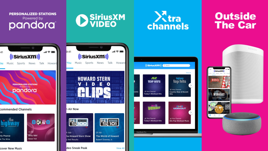 Live Sports Schedule Channel Lineup Siriusxm >> Siriusxm Unveils Major Upgrade With New Channels
