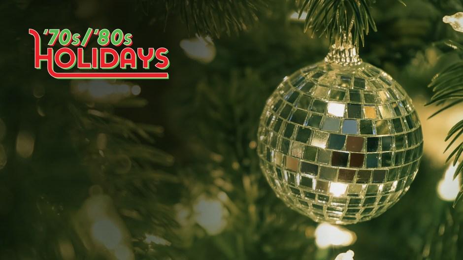 Sirius XM - 70s/80s Holidays