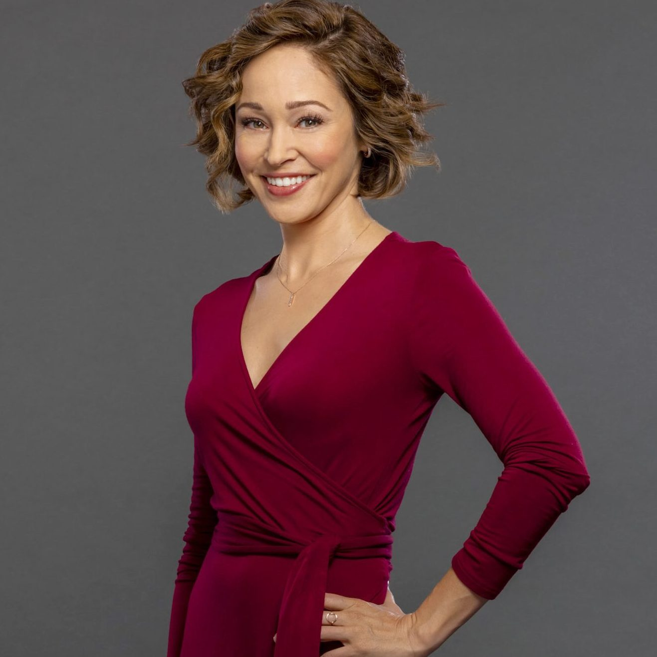 Countdown to Christmas returns to the Hallmark Channel Radio with star Autumn Reeser | Hear & Now