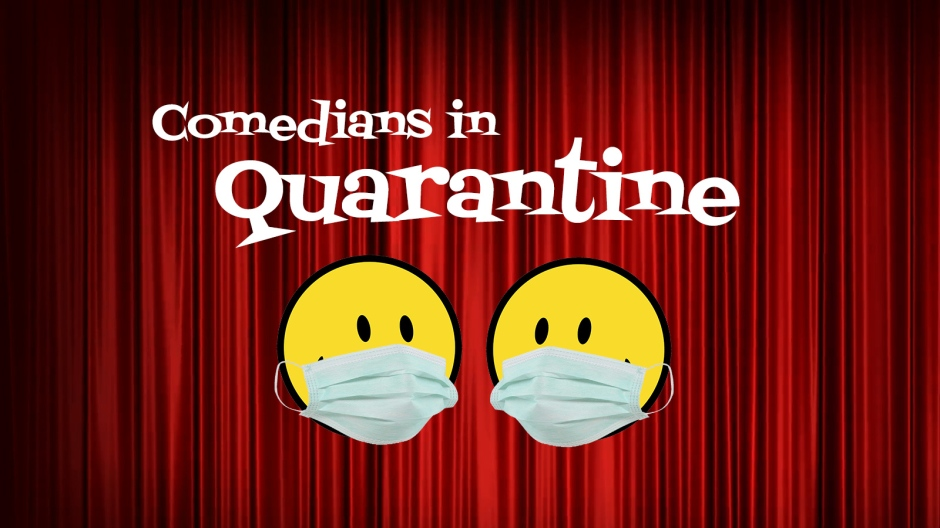 Siriusxm Launches Comedians In Quarantine Featuring Ricky Gervais