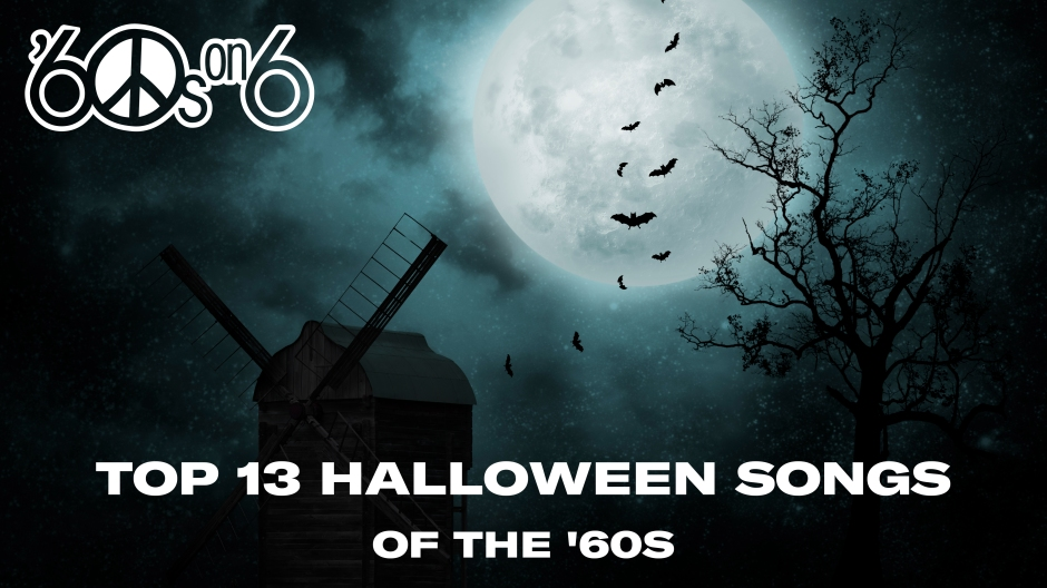 Sirius Xm Channels Halloween 2020 Vote for your favorite Halloween songs of the '60s | Hear & Now