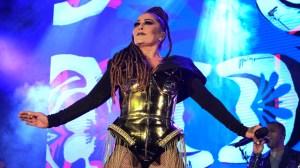 Alejandra Guzman Performs in Mexico City