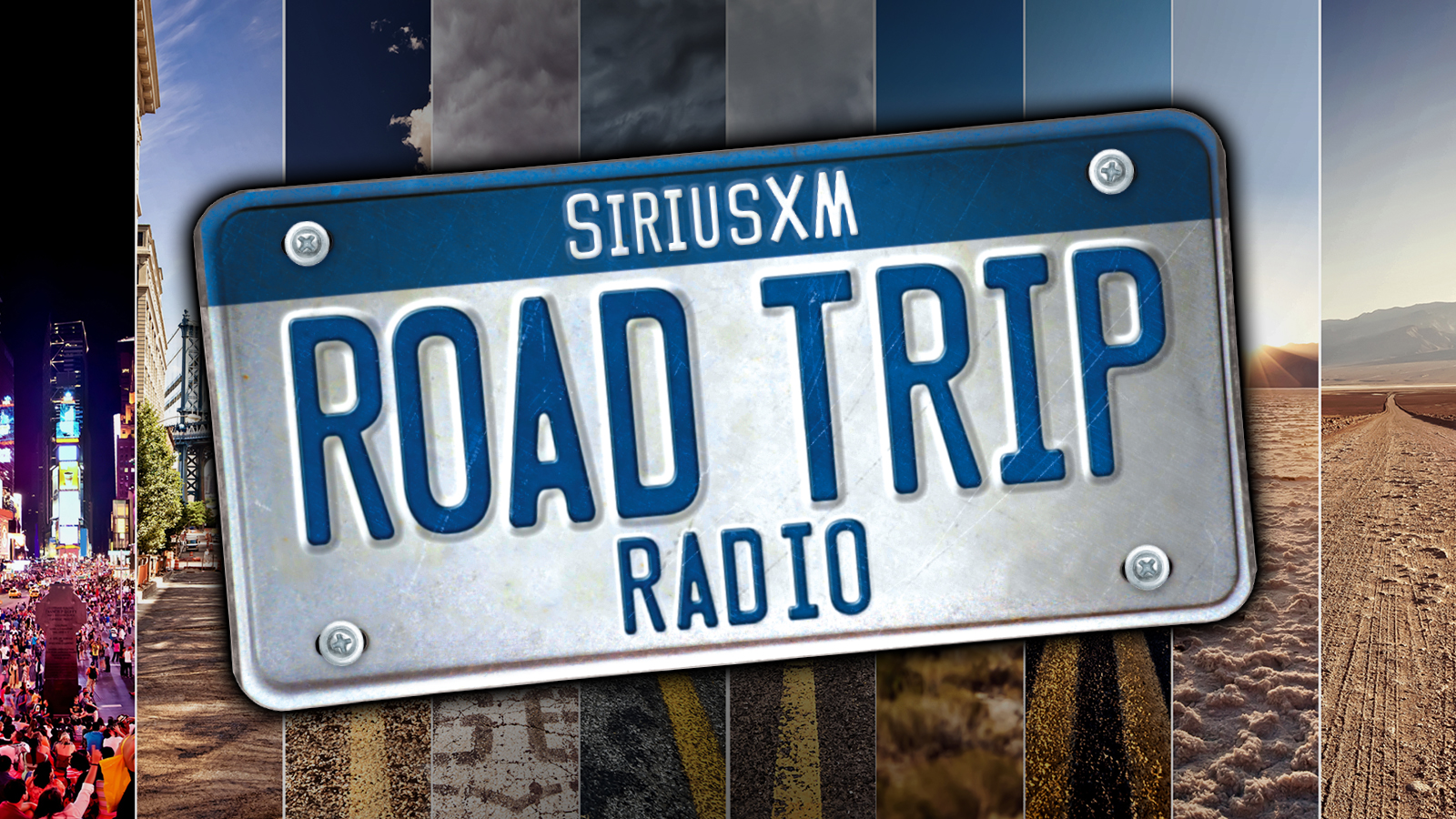 Listen to Road Trip Radio on SiriusXM's Channel 104 during Fourth of July week